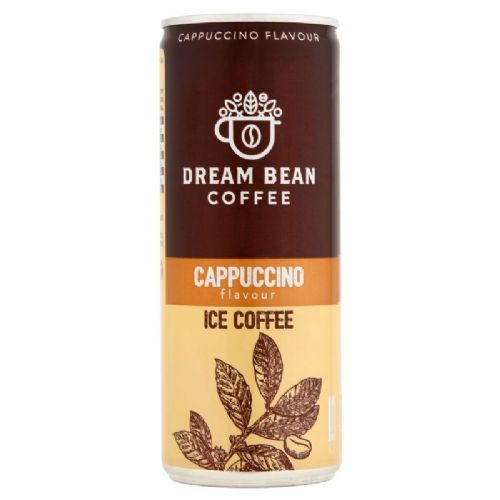 Dream Bean Coffee Cappuccino Ice Coffee 250ml (Poland)